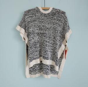 Ripzone | knit poncho